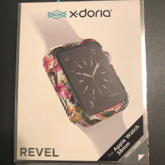 quality design 8ad0e cb903 X-doria revel Apple Watch protective case NWT